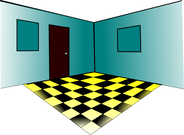 3d Room Clip Art At Clker Com   Vector Clip Art Online Royalty Free