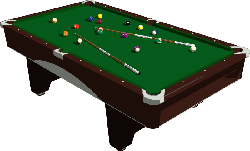 Billiards Clip Art   Images   Free For Commercial Use