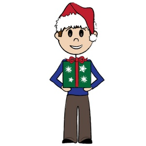 Clip Art Illustration Of A
