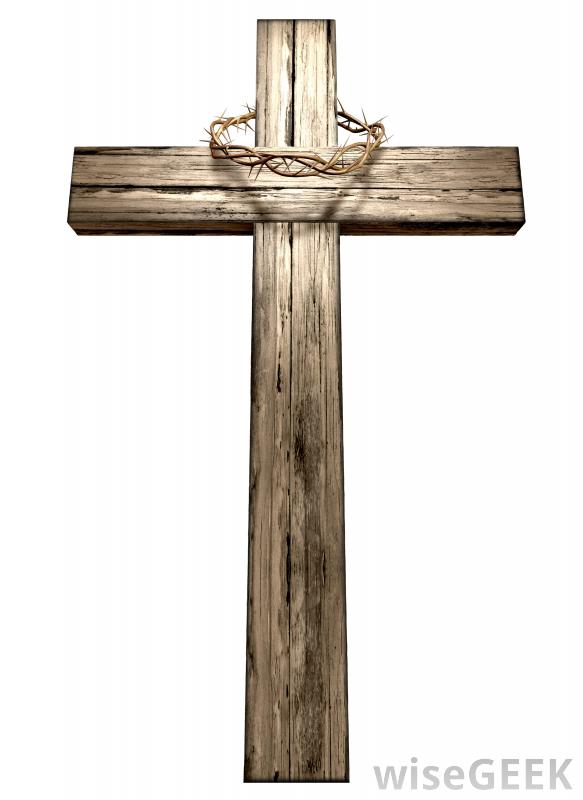 Cross With Crown Of Thorns Jpg