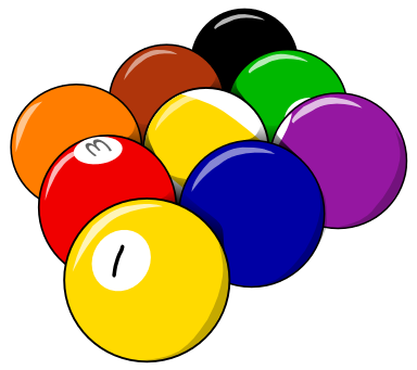 Free Billiards Clipart  Free Clipart Images Graphics Animated Gifs