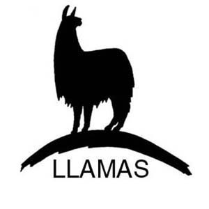 Llama Outline   Clipart Best