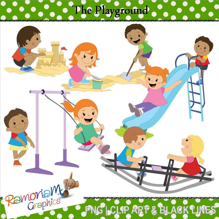 Preschool Clipart Image Teachers Pin Teaching Playgrounds Clipart