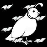 Quail Clipart Black And White quail clipart - clipart kid Quail Black And White Clipart