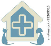 Clinic Clip Art Vector Veterinary Clinic   14 Graphics   Clipart Me