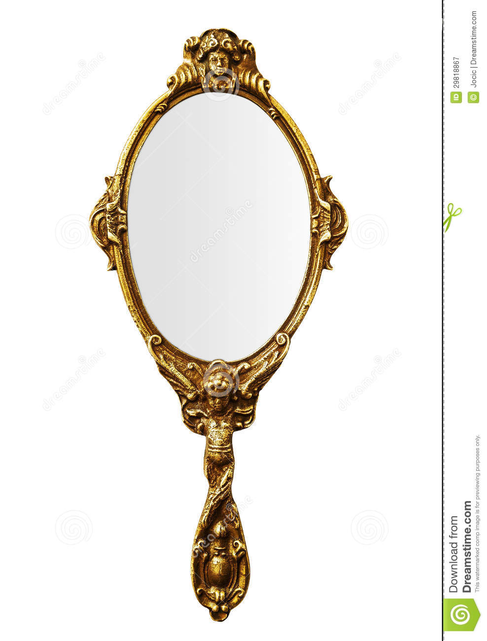 Hand Mirror Clipart - Clipart Suggest Vintage Hand Mirror Clipart