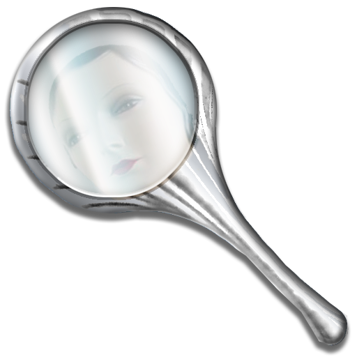 Hand Mirror Clipart Clipart Suggest