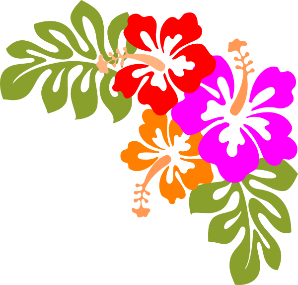 Luau Party Clip Art Black And White   Clipart Panda   Free Clipart