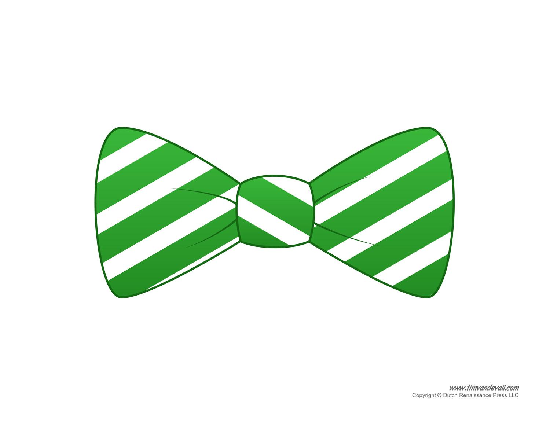 Paper Bow Tie Templates Bow Tie Printables