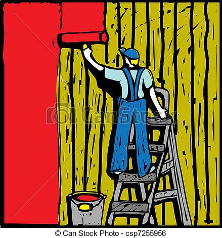 Pix For House Painter Clipart Images Displaying 17 Good Pix For House