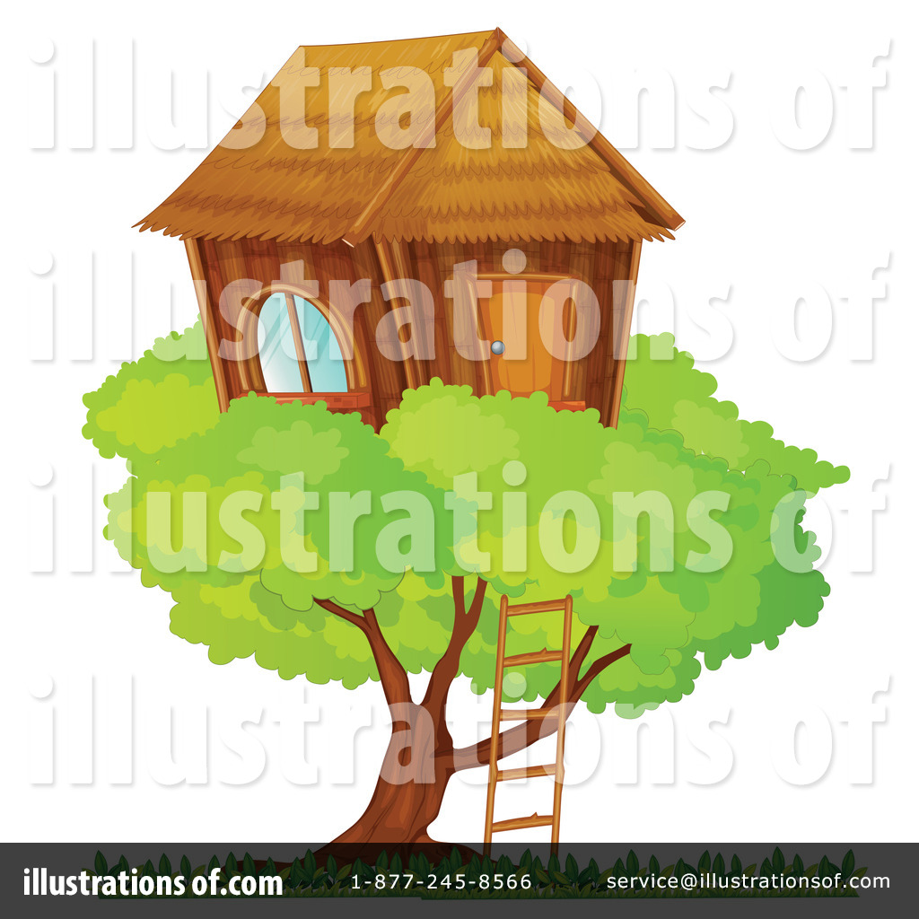 clipart pictures tree house - photo #24