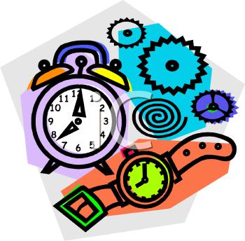 Watch Fixer Clip Art