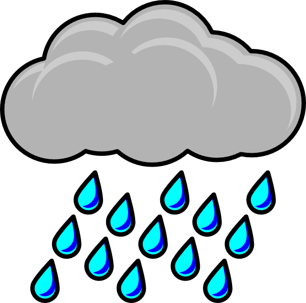 12 Mm Of Moderate Rainfall Recorded At Heiderand Mossel Bay For The
