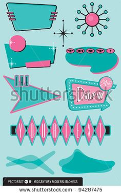 50 S Party Ideas On Pinterest   50s Diner Sock Hop And Diners