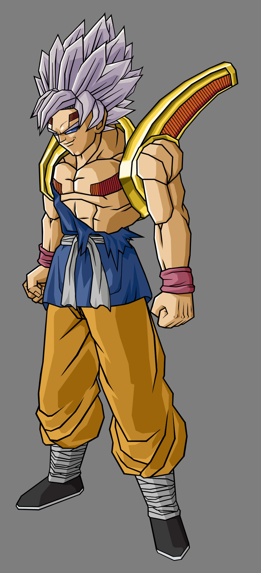 Dragon Ball Baby Goku