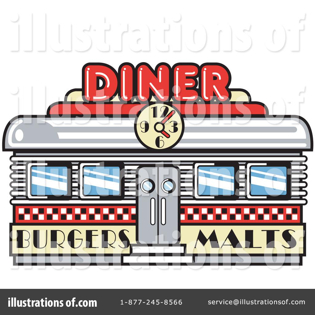 Diner sign clipart clipart suggest for Diner artwork