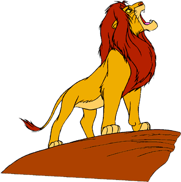 Images Of Roaring Lion   Clipart Best