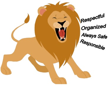 Lion Roaring Clipart Welcome To Tri C Elementary Pictures