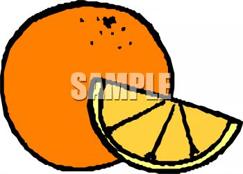 Orange Wedge Clipart   Clipart Panda   Free Clipart Images