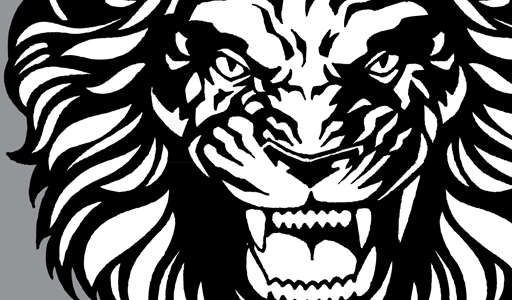 Our Roaring Lion Clipart Would Make A Nice Centerpiece For A Christian