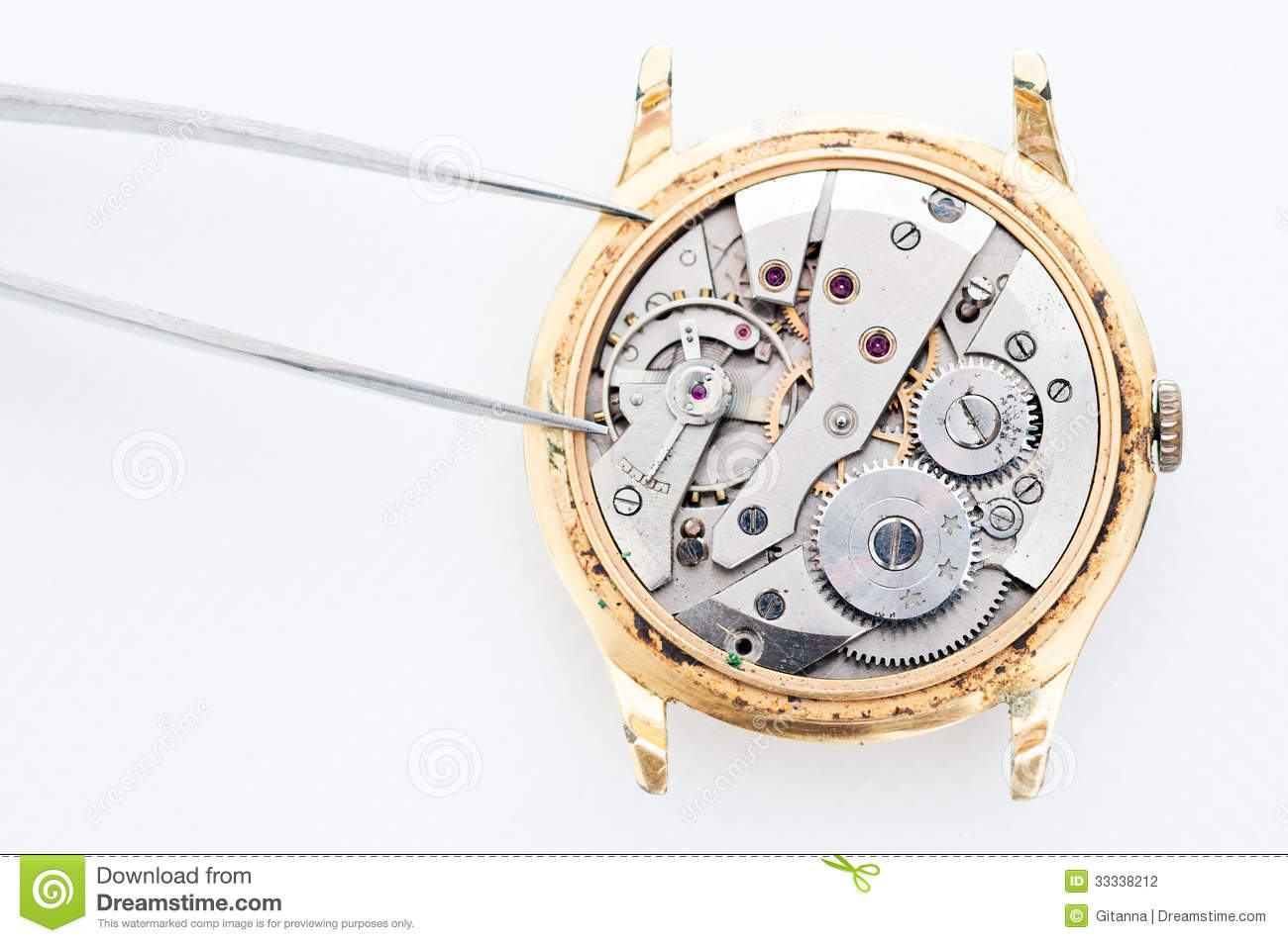 Repair And Restoration Of Watches