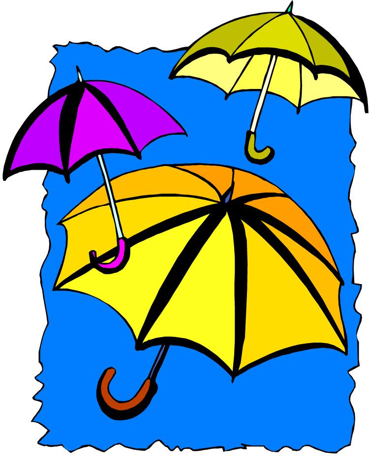 April Showers Free Clipart - Clipart Suggest