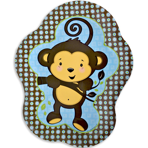Baby Shower Monkey Clip Art Monkey Boy   Baby Shower Theme