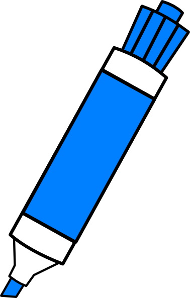 Whiteboard Marker Clipart - Clipart Suggest