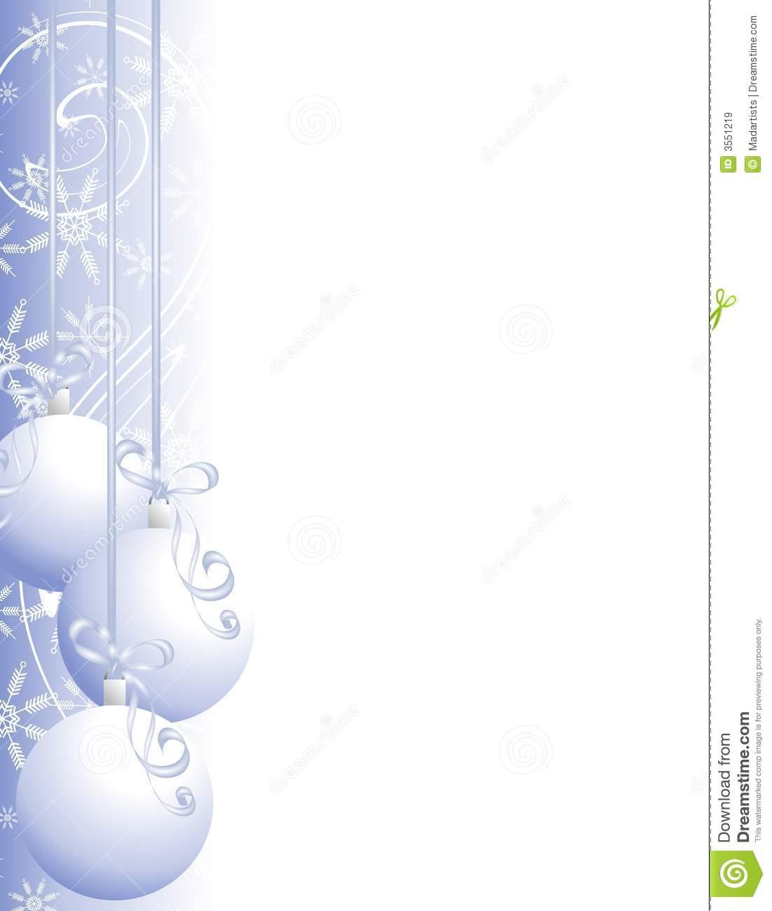 christmas snowflakes border - photo #21
