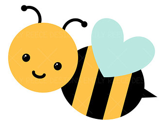 Baby Bee Clipart - Clipart Kid