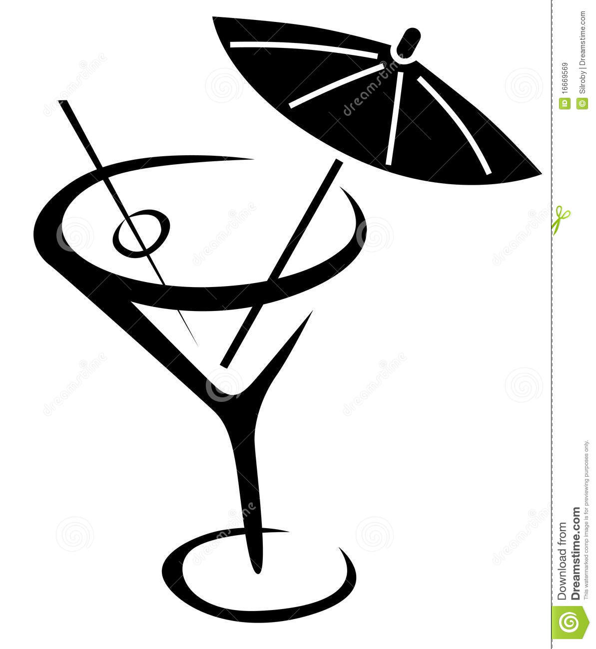 Clip Art Cocktail Clipart drink umbrella clipart kid royalty free stock images image 16669569