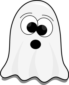 Friendly Ghost Clipart   Clipart Panda   Free Clipart Images
