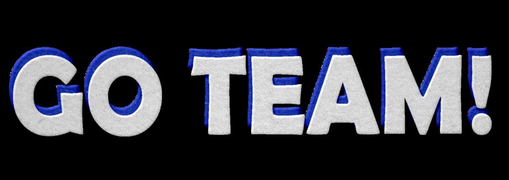 Go Team Go Clip Art Go Team  Clip Art   Free