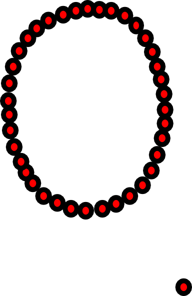Necklace Clip Art At Clker Com   Vector Clip Art Online Royalty Free