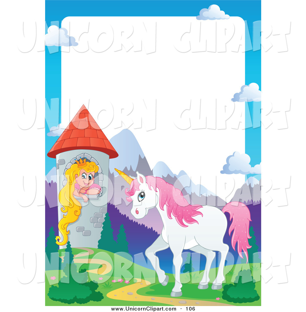 Princess Tower Clipart And Princess Tower Frame