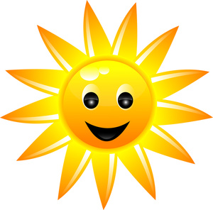 Free Sunshine Clipart - Clipart Kid