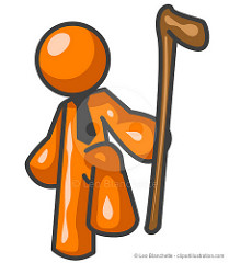 Tags  Orange Man Color Men Cane Illustration Pose Shiny Power Looking