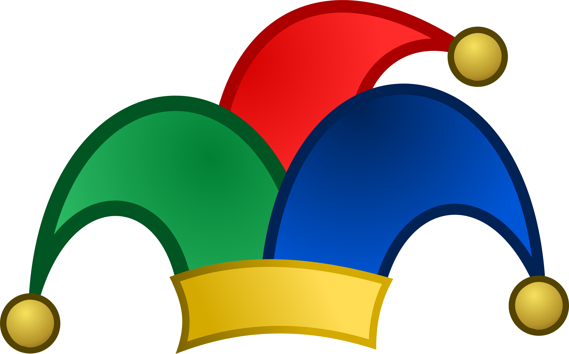Jester Hat Clipart - Clipart Suggest