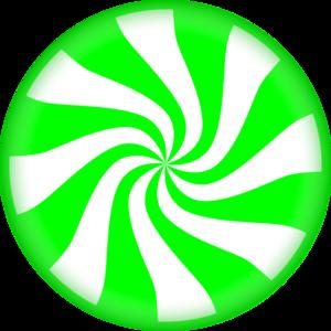 Peppermint Candy   Vector Clip Art