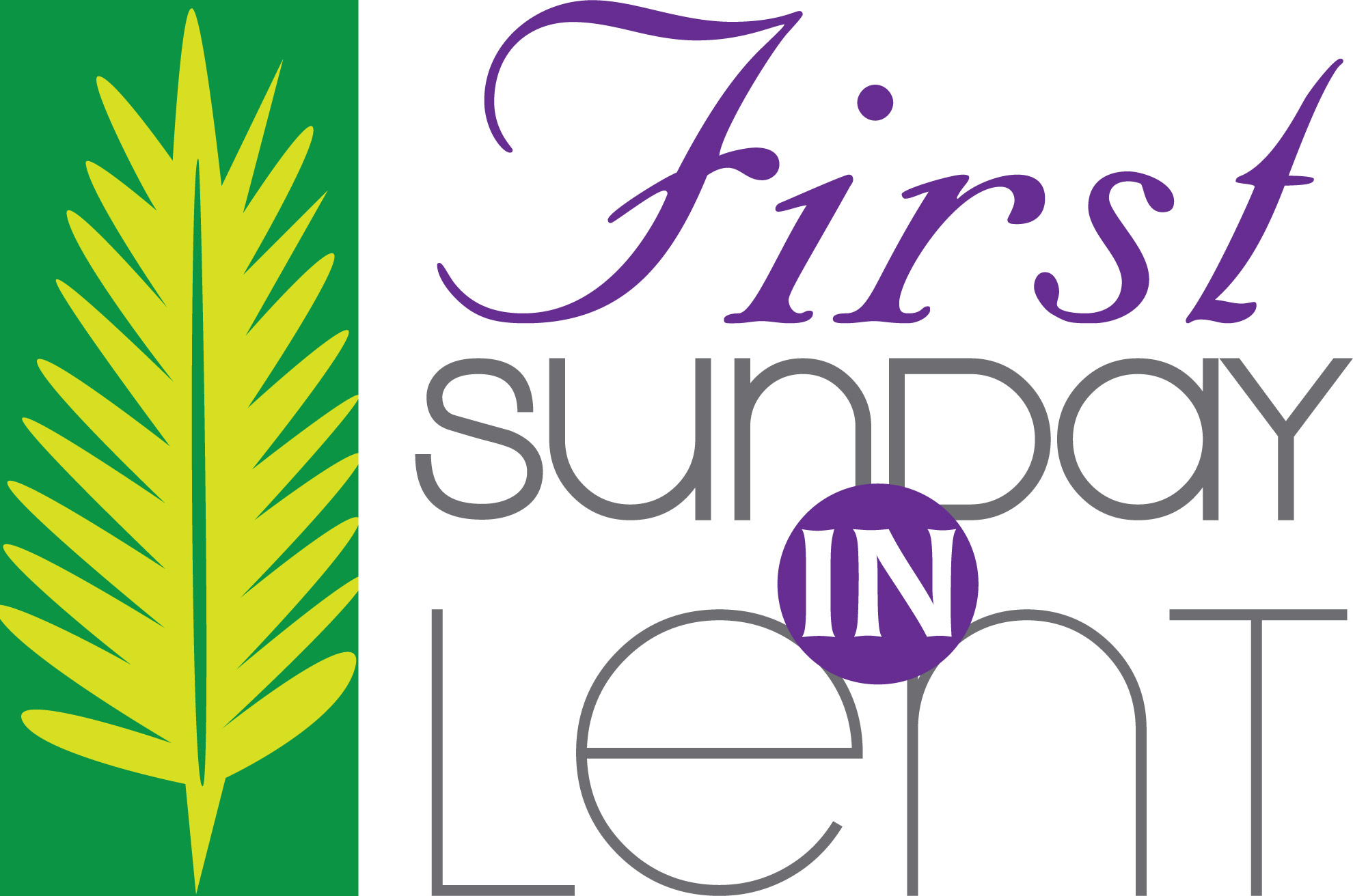 The First Sunday In Lent