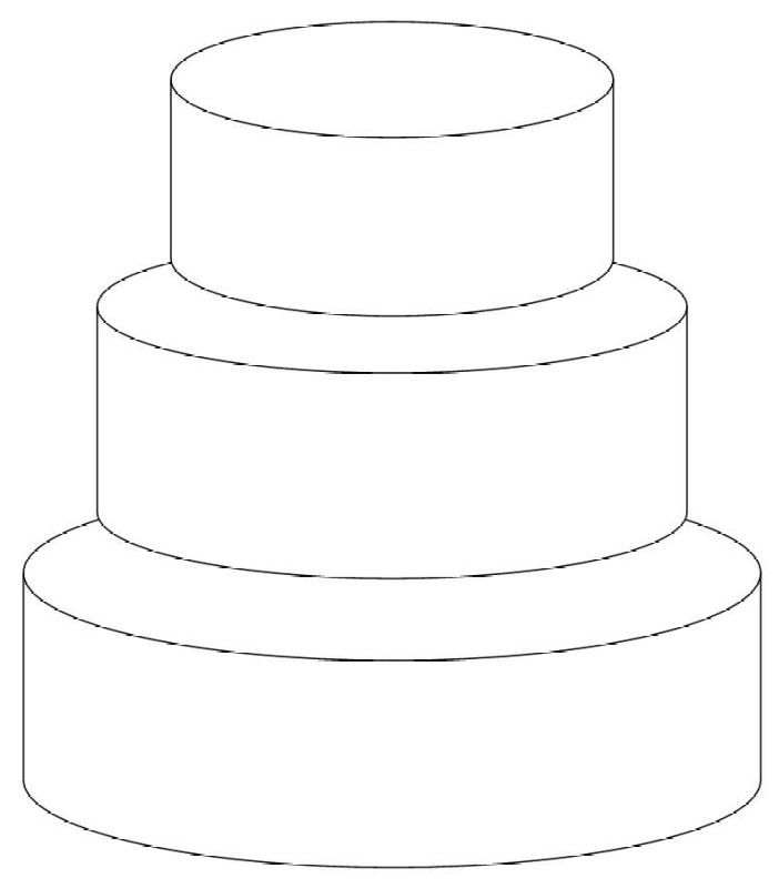 3 Layer Cake Clipart - Clipart Suggest