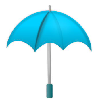 Animated Umbrellas Clipart - Clipart Kid
