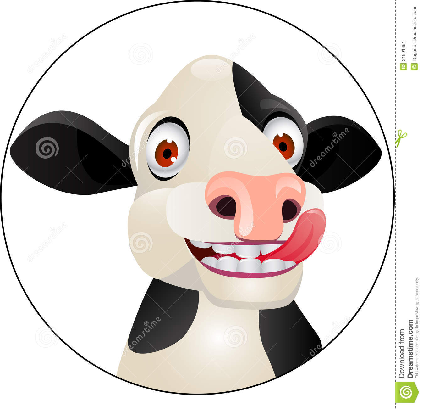 Cow Head Clipart   Clipart Panda   Free Clipart Images