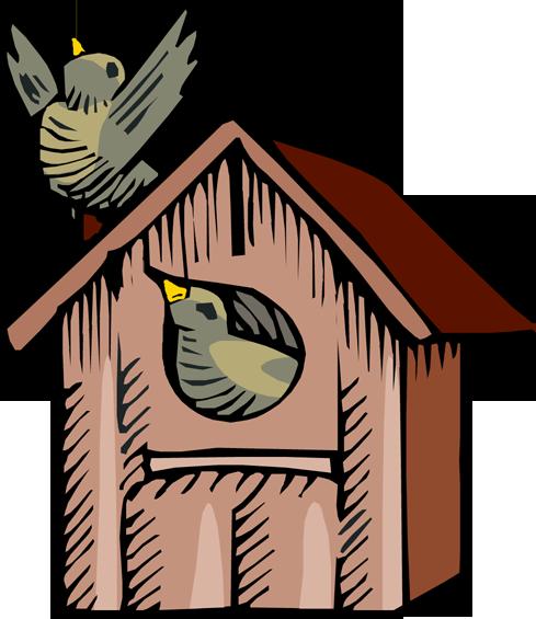 Znalezione obrazy dla zapytania birdhouse