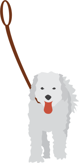 Dog Leash Clipart And
