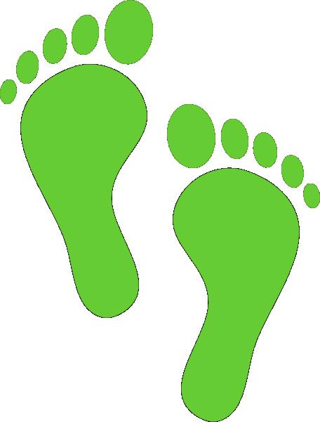 Clip Art Footsteps Clipart footsteps clipart kid footprint clip art at clker com vector online royalty free