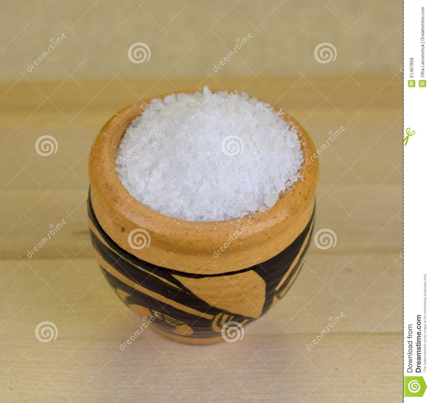 Ground Rock Salt  Halite  From Ukrainian Steppe  Used In Cooking As