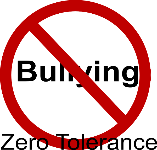 No Bullying Clip Art At Clker Com   Vector Clip Art Online Royalty