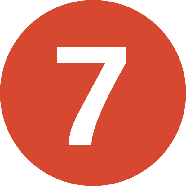 Number 7 Clip A...