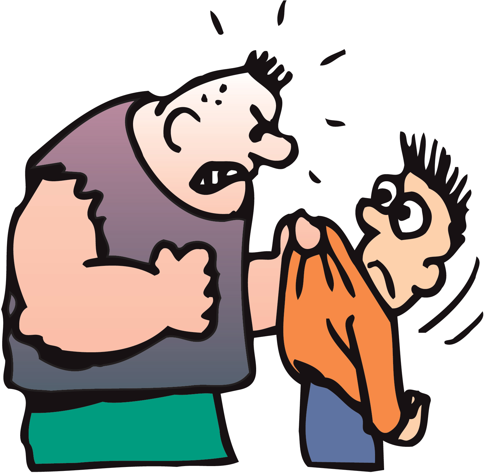 Physical Bullying Clipart Free Cliparts That You Can